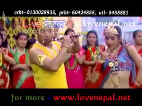 Nepali Teej Song 2012 JANCHAU BHANE MAYALU UPLOAD BY YAMLAL KHANAL PALUKHA  9 GULLMI   YouTube