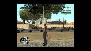 Dicas Manhas Gta San Andreas PC