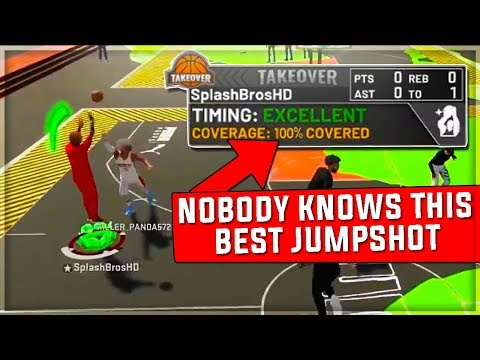 ONLY 1% OF 2K PLAYERS KNOW THIS JUMPSHOT ! NEW BEST JUMP SHOT IN NBA 2k20 | x3 Puma mania