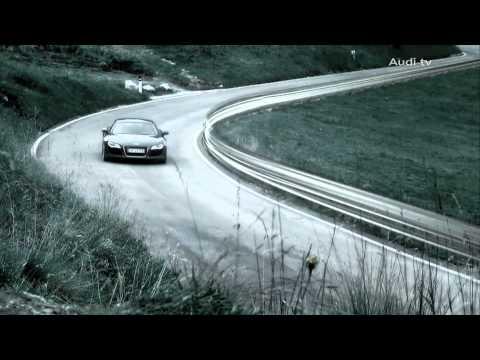 Audi R8 2011 Promotional video / Teaser [full 1080p HD]