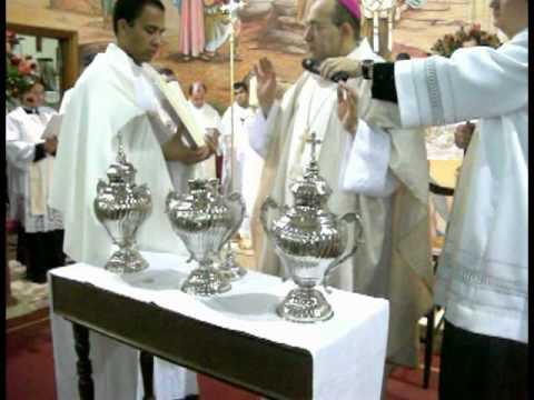 25 anos de Ordenação Presbiteral de Dom Edmilson - Bispo diocesano de Barretos