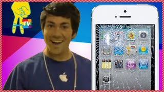 iPhone 5 Box Prank: Randomness