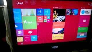 Using Miracast (Netgear P2TV3000) With Dell Venue 8 Pro