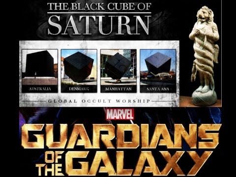 Guardians of the Galaxy 2, Cult of Saturn, Cronos, All Seeing Eye, Analysis