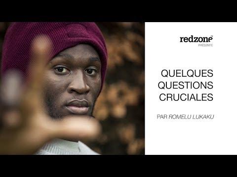 Quelques questions cruciales et importantes posées à Romelu Lukaku
