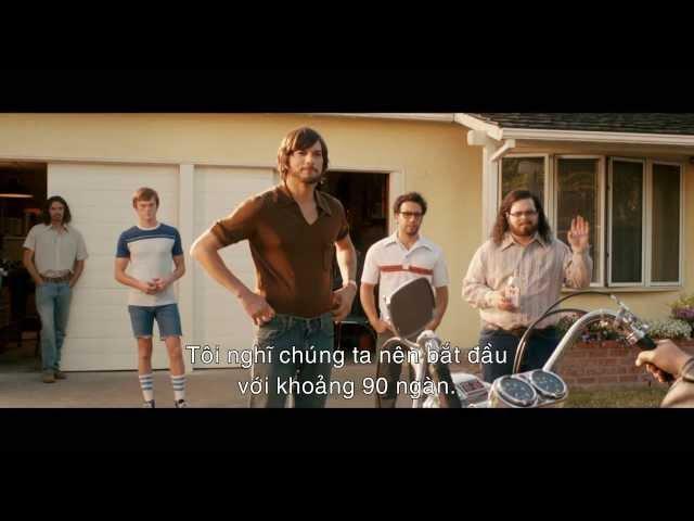 Jobs - Huyền Thoại Táo - Trailer