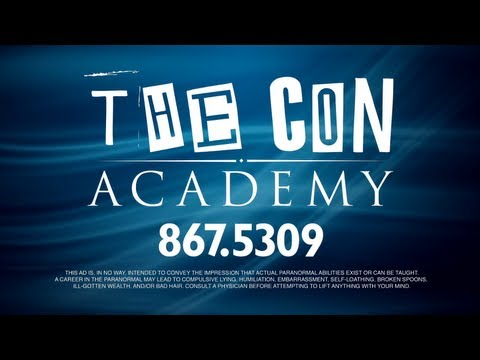 The Con Academy, Volume 1