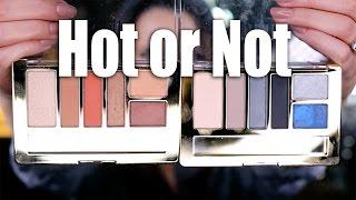 "MILANI ""Everyday Eyes"" PALETTES | Hot or Not"