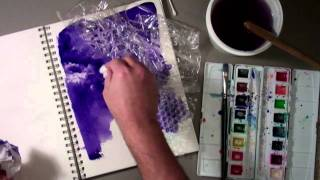 Watercolor Lifting