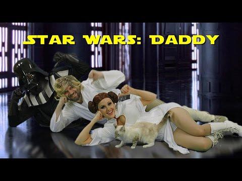 Daddy - Star Wars verzia