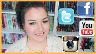 Social Networks Book TAG | lindsayheartsbooks