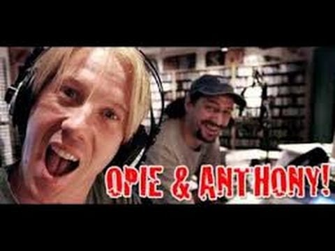 Opie and Anthony   2 Female NYC cops fight Opie, Anthony and Rick and cuff them