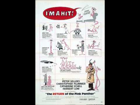 15. The Wet Look - Henry Mancini (Return of the Pink Panther)
