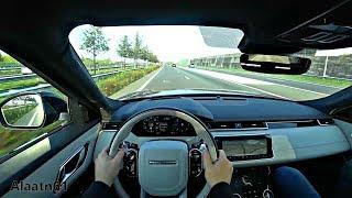 Range Rover Velar 2018 Test Drive