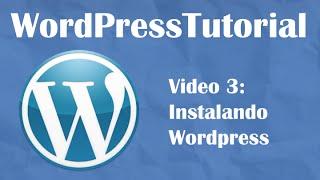 Aprende Wordpress desde el inicio -- 3