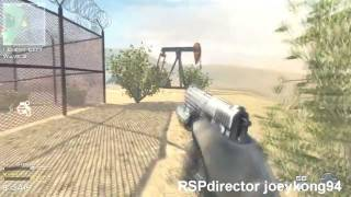 MW3 Glitches On Dome Out Of Dome Spec Ops SOLO
