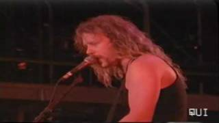 Metallica Fade To Black Live 1991 At Moscow Russia