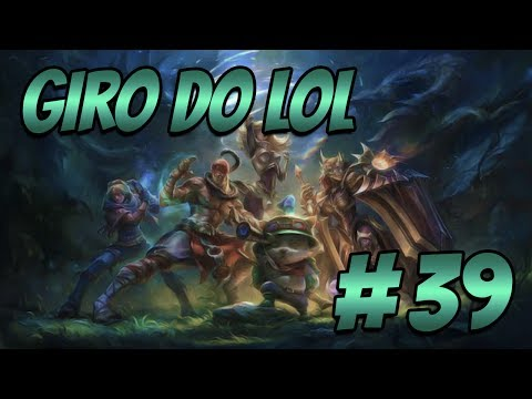 Giro do LoL #39 - League of Thrones, Game of Legends e Novela Rengar na reta final!