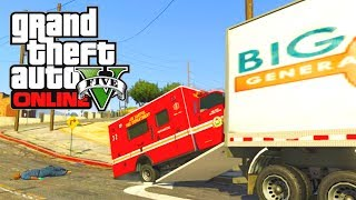 GTA 5 Online: Tips And Tricks How To Open Trucks! GTA 5
