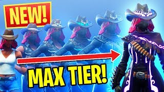 UNLOCKING *FINAL TIER* CALAMITY SKIN IN FORNTITE (Completing Challenges)