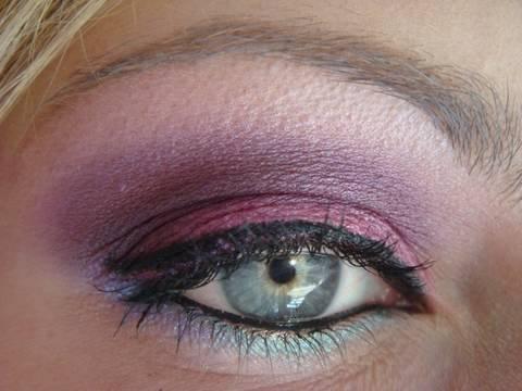 Makeup tutorial Fata turchina,