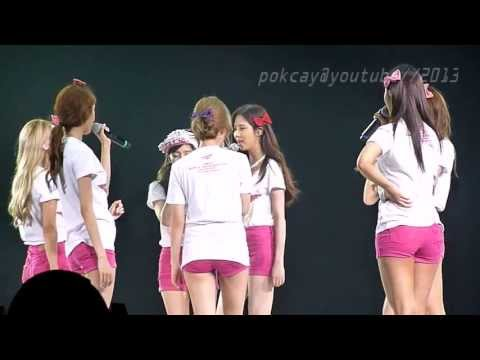 [130914] Girls' Generation 소녀시대 - Into The New World (Girls & Peace Tour Jakarta)