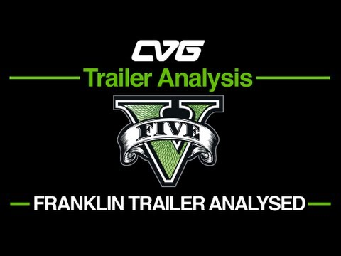 GTA V - GTA 5 o' clock: Franklin Trailer Analysis