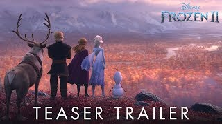Ledové království 2 - ukázka z animáku