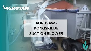 Agrosaw KongsKilde Suction Blower