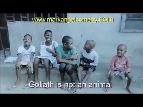 BEST OF EMMANUELLA (Mark Angel Comedy) PART 1