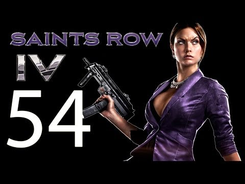 8-BIT ADVENTURE - Saints Row IV - Walkthrough / Gameplay / Let's Play Part 54