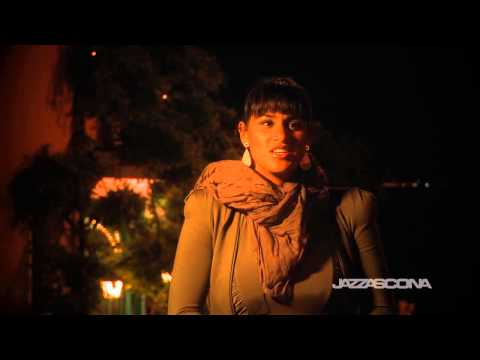 An interview with Karima - JazzAscona, June 22nd 2013
