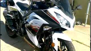2014 Kawasaki Ninja 300 Review