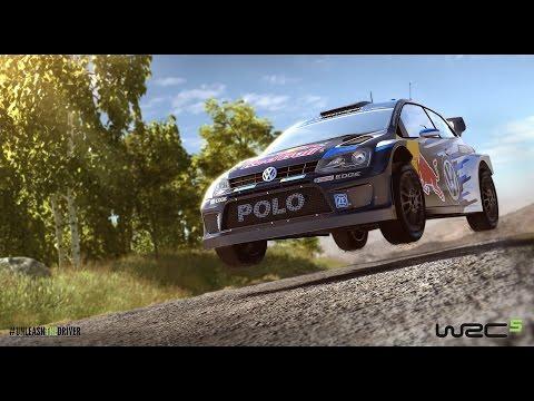 WRC 5 gameplay - JátszóDome | PlayDome