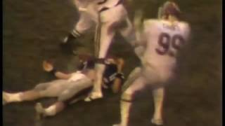 Billy Jackson Destroys John Fourcade to end the 1980 Egg Bowl