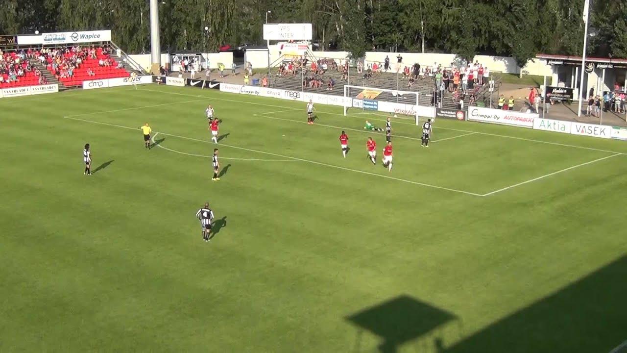 Vaasa VPS 1-2 Inter Turku