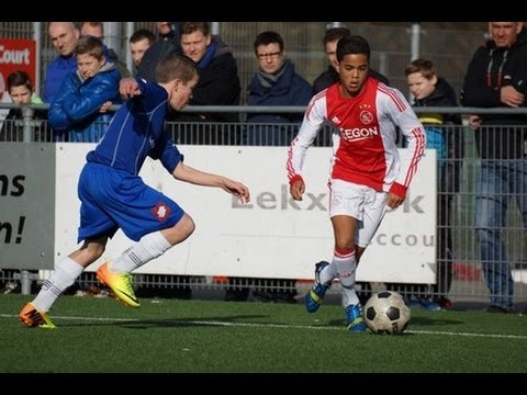 Justin Kluivert ● The Son ● Goals and Skills