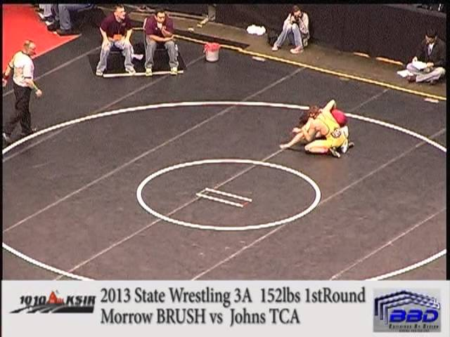 Jake Morrow - 1st Round
