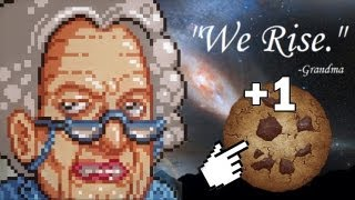 COOKIE CLICKER - Beware The Grandma