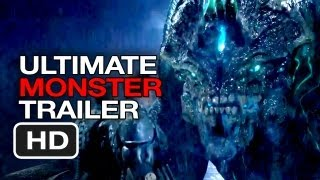 Pacific Rim Ultimate Monster Trailer (2013) Guillermo Del