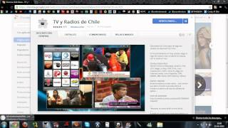 TUTORIAL TV Y RADIOS DE CHILE (instalar Y Usar)