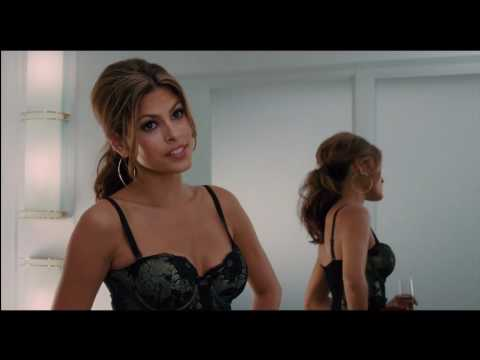 Eva Mendes Lingerie, Eva Mendes wearing  in The Women