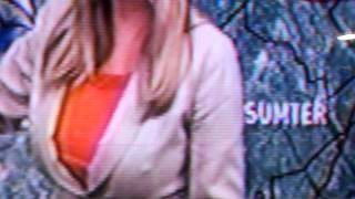 CBS Weather Reporter Christine Gallagher XXposed Chest?