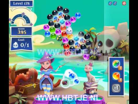 Bubble Witch Saga 2 level 178