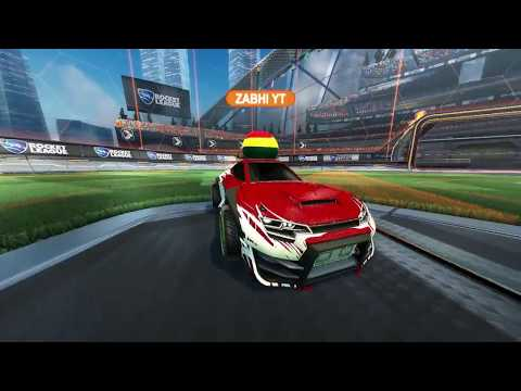 Rocket League #4 Moje strzelone bramki. Best Goals!