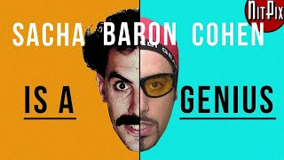 Why Sacha Baron Cohen Is A Genius - NitPix