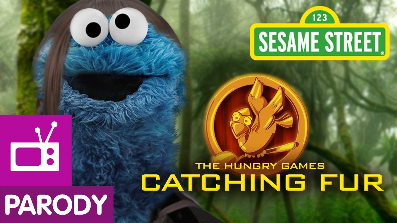 Sesame Street: The Hungry Games- Catching Fur (Hunger ...
