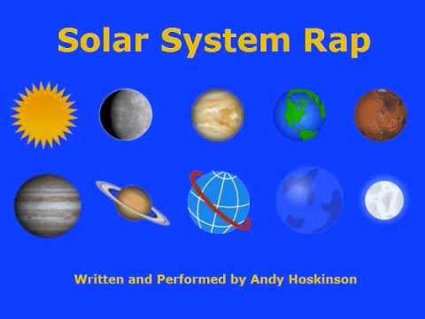 solar system rap song -#main