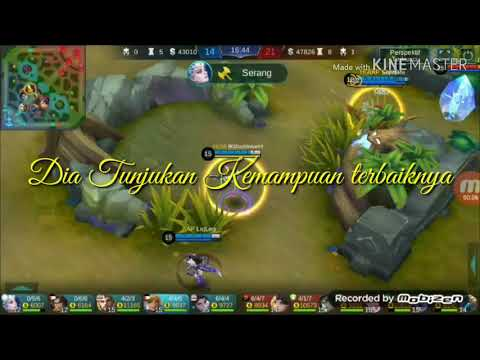 Funny skill Savage|| Shockwave.IndonesiaMobileLegend.