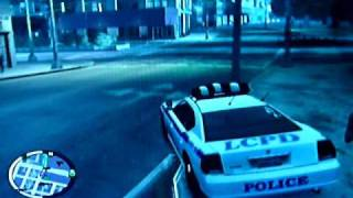 Voiture Secrète De Police Gta The Ballad Of The Gay Tony